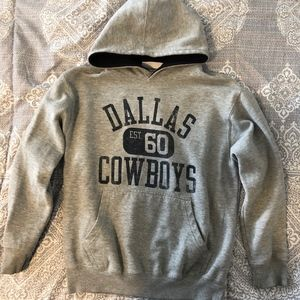 Dallas Cowboys Authentic hoodie, size 16/18